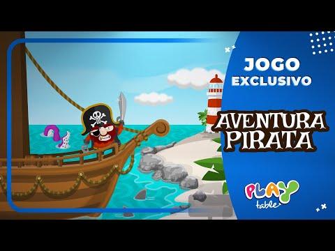 Aventura Pirata - PlayTable