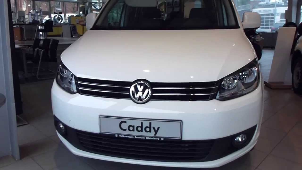 2014 Vw Caddy 2 0 Tdi Edition 30 Exterior Interior See Also