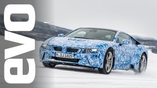bmw i8 exclusive ride   evo diaries