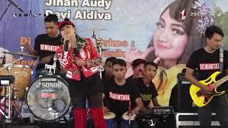 Jihan Audy Live Gedung Serbaguna || Dewantara musik Bojonegoeo