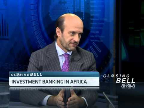 Investment Banking in Africa with Miguel Melo Azevedo