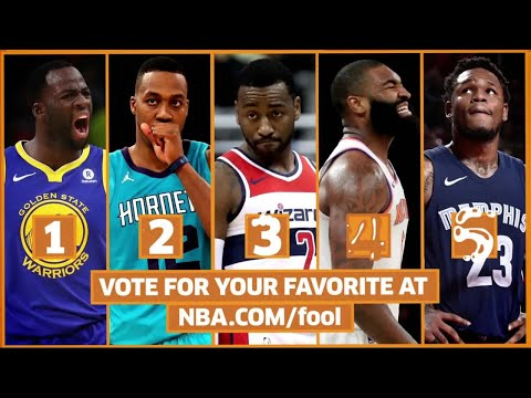 Shaqtin' A Fool: Draymond Throws a Brick | Inside the NBA | NBA on TNT