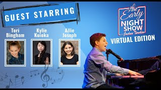 S3 Ep11 Joshua talks with Tori Bingham, Kylie Kuioka, and goes On With The Show with Allie Joseph.
