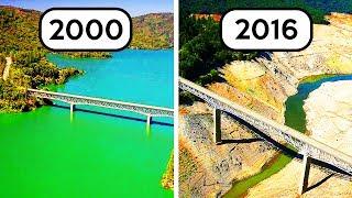 7 Dramatische Veränderungen der Erde AUFGEDECKT!
