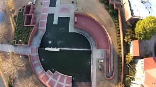 Heritage Park & Space Science Center - Columbus, Georgia - Aerial