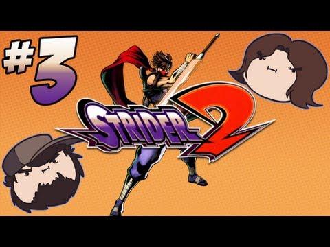Strider 2: Now And Zen - PART 3 - Game Grumps