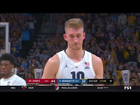Sam Hauser Vs STJ 19 PTS                           2.05.19
