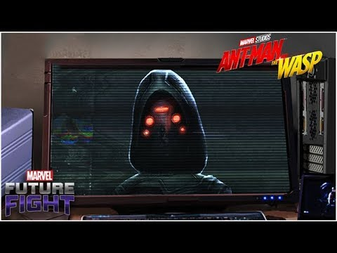 GHOST!! ANTMAN & WASP UPDATE HAWKEYE?! Sneak Peek #3  Marvel Future Fight