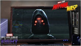 GHOST!! ANT-MAN & WASP UPDATE... HAWKEYE?! (Sneak Peek #3) - Marvel Future Fight