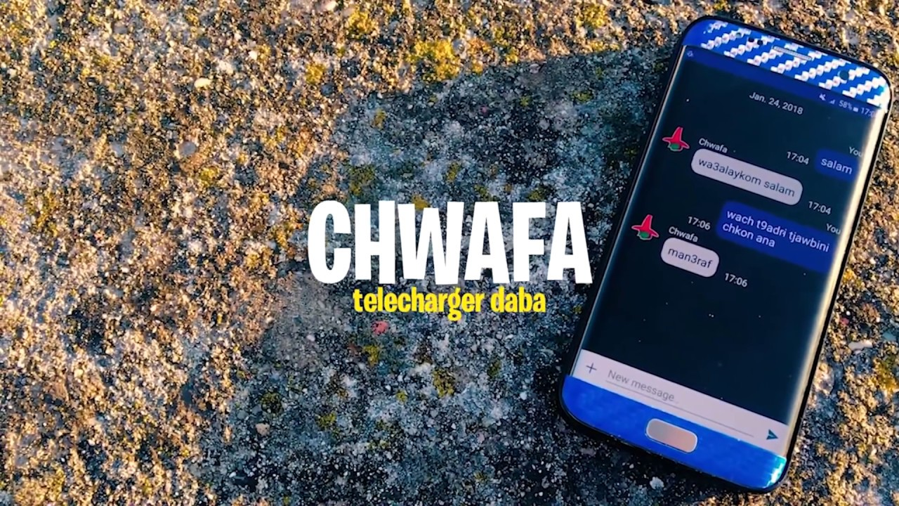 chwafa chat maroc iphone