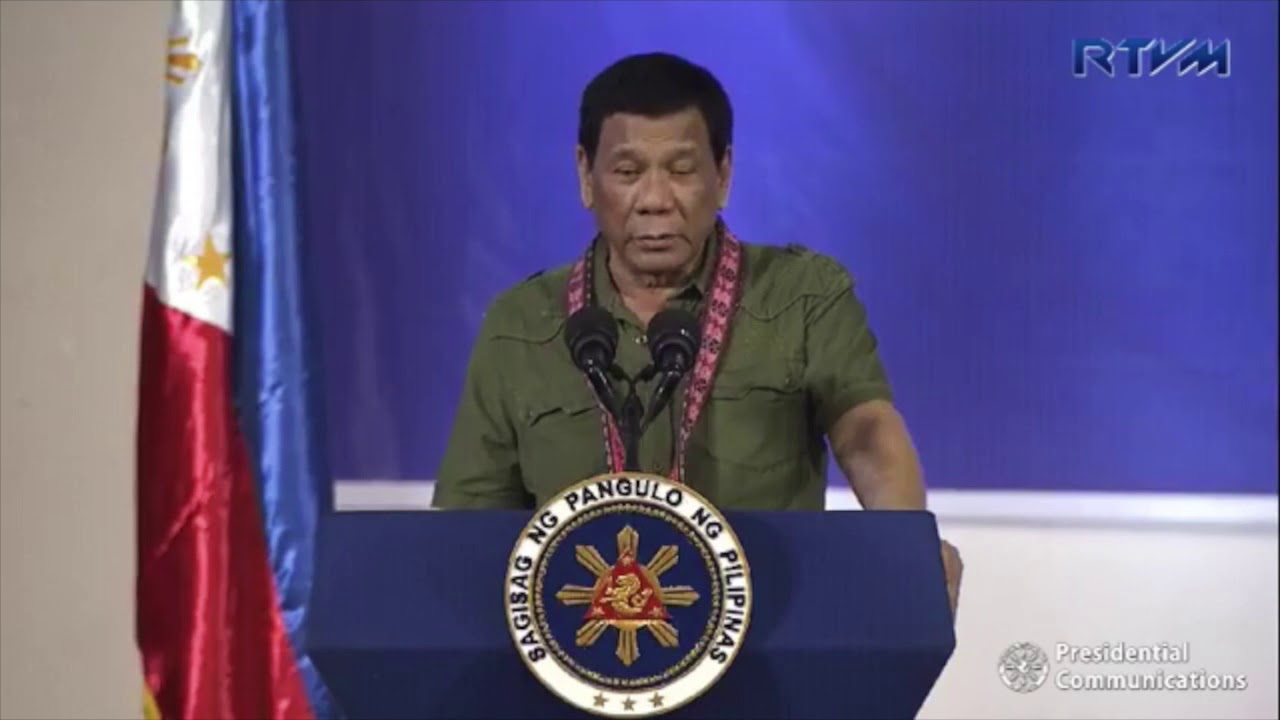 Duterte on Christian doctrine of Trinity: 'That's silly'