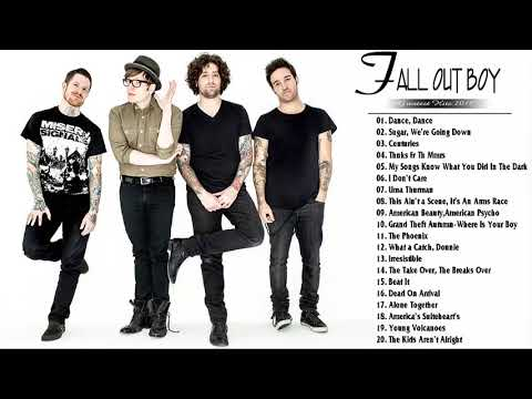 Fall Out Boy Greatest Hits - Fall Out Boy Live