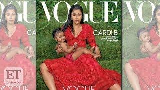 Cardi B Talks Motherhood And Social Media Criticism