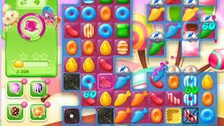 Candy Crush Jelly Saga Level 1378 *