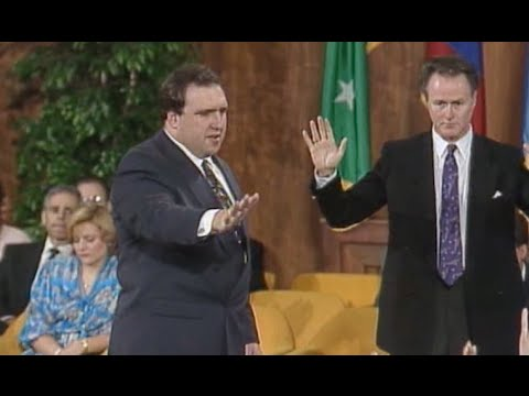 Revival at ORU 1993 part 1