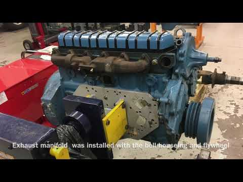 International DT360 Rebuild YouTube