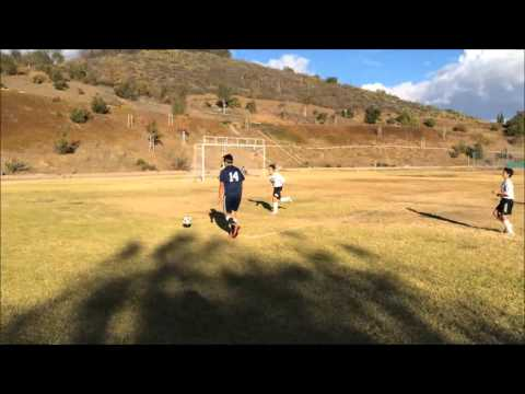 Lighthouse Christian Academy vs Newbury Park Adventist Academy Fall 2015 varsity soccer