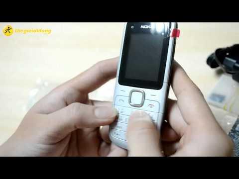 """""""Đập hộp"""" và giới thiệu Nokia C1-01"""