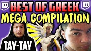 BEST OF GREEKGODX - MEGA COMPILATION