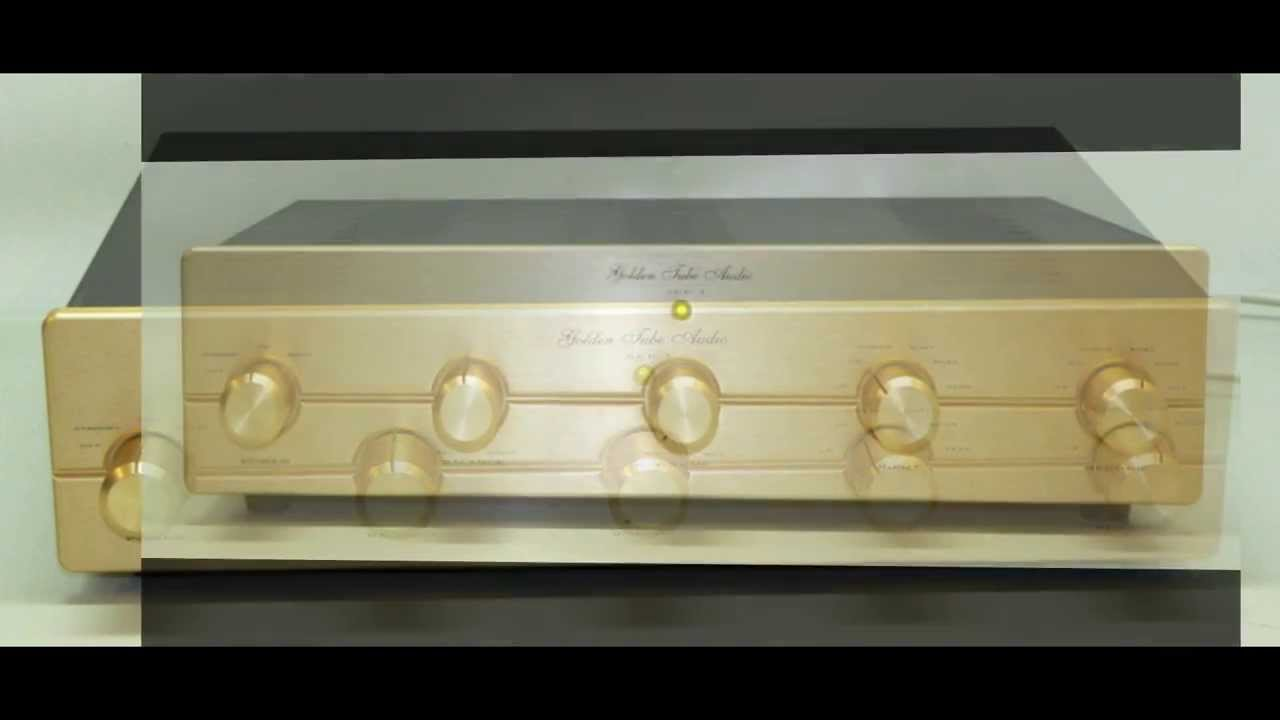 Golden Tube Audio Sep 1 Preamp Amplifier Youtube Search Schematic Of Preamplifier For This