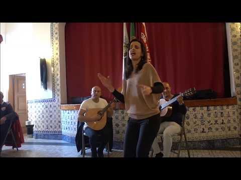 DANIELA RUNA - 2ª Eliminatória - Grande Noite do Fado de Santa Maria Maior