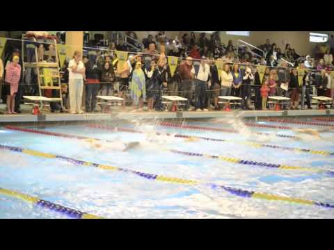 Nevada State Swim Championship, 200yard IM, girls 15 & up. All-Sandpipers Final
