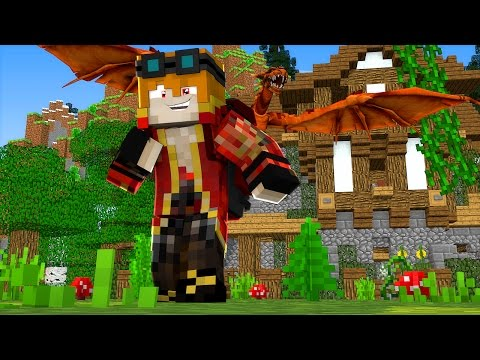 Minecraft : BREAKMEN #5 - MOCHILA ADVENTURE ‹ MayconLorenz ›