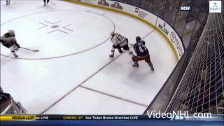 Dalton Prout Vs Milan Lucic Fight Nov 21 , 2014 thumbnail