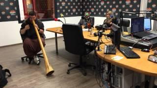 Studio Radio de VFM - DANY - Didgeridoo (Hors antenne) - Yohan - 28-04-14 - 3/3