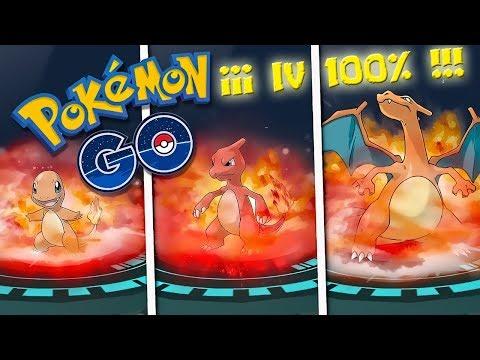 ¡EVOLUCIÓN PERFECTA CHARIZARD IV 100 con ANILLO ÍGNEO en Pokémon GO! [Keibron]