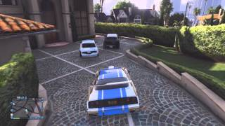 Grand Theft Auto 5 Online - Officer Speirs - Rob Ford