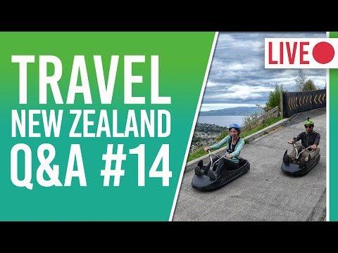 New Zealand Travel Q&A - New Zealand Visas + Mountain Biking in NZ + Bars in Auckland