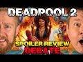DEADPOOL 2 SPOILER Movie Review - Film Fury