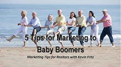 5 Tips for Marketing to the Baby Boomers