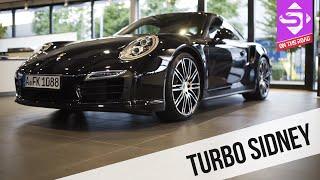 Turbo S(idney) | Besuch in Augsburg | Sidney Industries