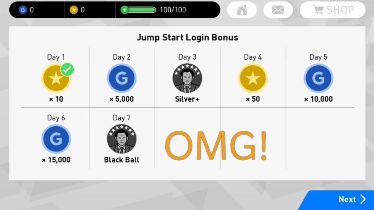 How to get balls in the bonus store