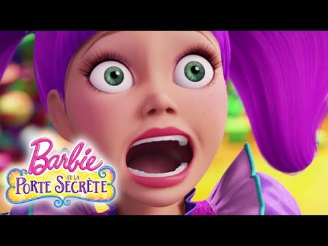 Porte Secrète : Bêtisier   Barbie