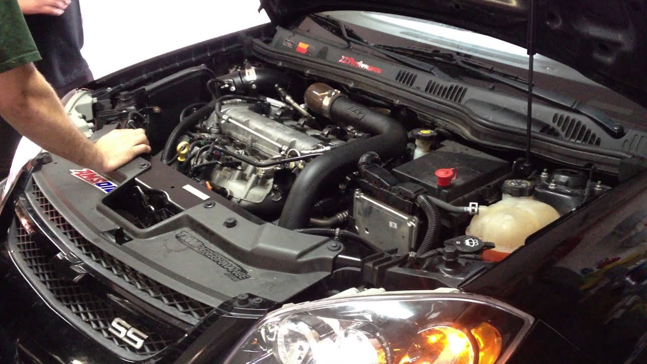 2010 Cobalt SS Turbo LNF on e85  First Startup with ZZP Cams and