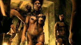 Spartacus Ep4 #3 - Lotta Mirmex e Spartacus nelle fosse