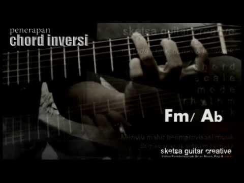 Belajar Chord Inversi GITAR, Seandainya Selalu Satu, Harvey Malaiholo