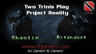Two Trinis Play Project Reality