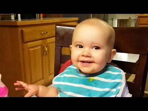 """Baby's """"evil laug..."""
