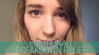 [BINAURAL ASMR] Emotional Breakdown Relief (ear to ear whispering)