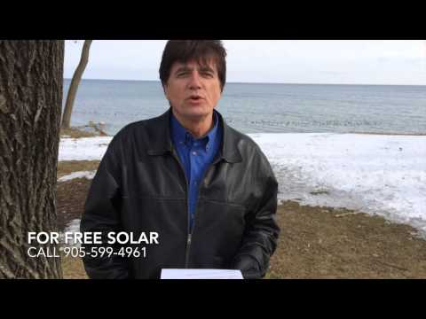 Free Solar Panels for Ontario Homeowners (Ontario MicroFit Program)
