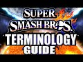 Frame from Smash Bros. Terminology Guide For Beginners (Wii U, 3DS)
