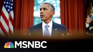 President Obama 'Dead Wrong' On Hillary Clinton's Emails | Morning Joe | MSNBC