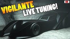 🎃Das schnellste Auto Im Spiel!? VIGILANTE Live Tuning+Test!🎃[GTA 5 Online Halloween Update DLC]