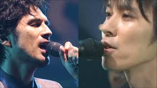歌の上手さに対する表現がすごいわかりやすいですよね。 平井堅さんだか...