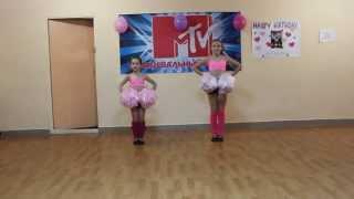 Черлидинг Дети / Начинающие / Набор 7.12.14 / ТЦ MTV