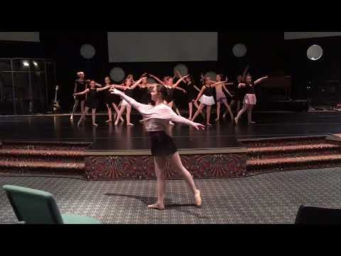 9-12 year Tuesday Ballet - spring 2018